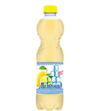 """Напиток безалкогольный сильногазированный Лимонад """"Lemonade city"""", 1,5 л"""