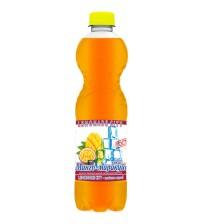 """Напиток безалкогольный сильногазированный со вкусом Манго-маракуйя """"Lemonade city"""", 1,5 л"""